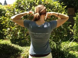 WRMD T-shirt - Back