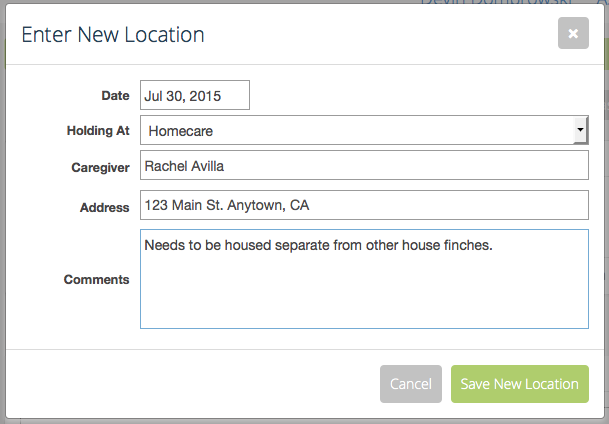 wrmd 3.0 homecare location